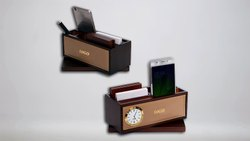 4 in 1 Wooden Desktop Set
