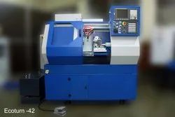 Abhijat Eco Turn 42 CNC Lathe Machines, Voltage: 415 V