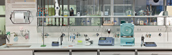 Environment Lab Equipment/ Glassware Calibration