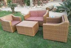 Sofa ste wicker  Wicker sofa outdoor