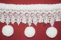 Decorative Pom Pom Lace
