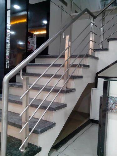 stainless steel 304 grade Stainless Steel Stair Railings ...