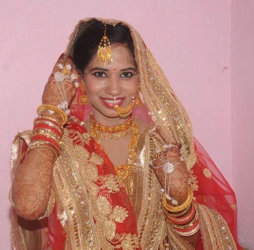 Indian Bridal Photography Pose
