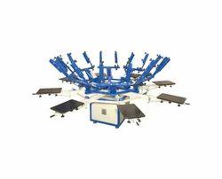 Carousel Printing Machine