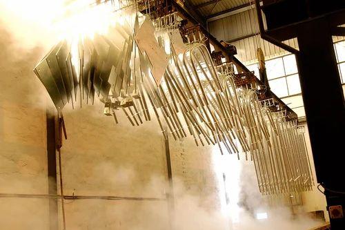 Hot Dip Galvanizing Job Work