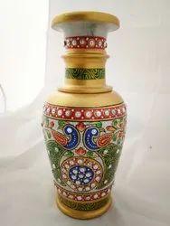 Marble Flower Pot Vase