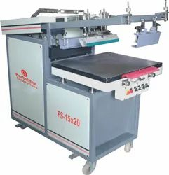 Wending Card Screen Printing Machine