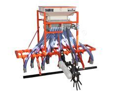 Mini Tractor Driven Seed Cum Fertilizer Drill