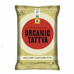 Organic Tattva Organic Wheat Flour, High In Protein