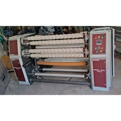 Slitting Rewinding Machine - BOPP Tape Slitter Machine