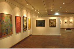 Paintings Exhibitions Service