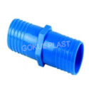 Gokul Plastic Pp Hose Connector, Size: 2 Inch , For Domestic