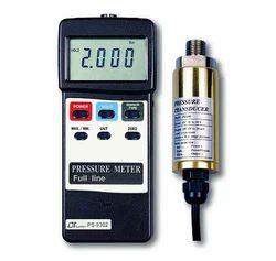Lutron PS 9302 Pressure Meter Full Line
