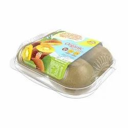 Kiwi PET Clamshell Tray