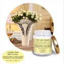 Pure & Organic Soy Wax Candles - Pineapple Delight