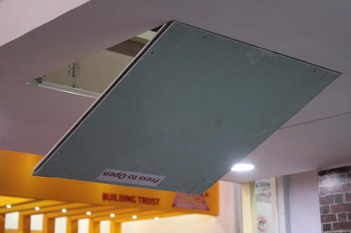 Access Panel Doors Plasterboard Al Ceiling Access Hatch