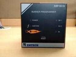 Industrial Gas Burner Controller