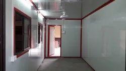 Quarantine/Isolation Room Cabin