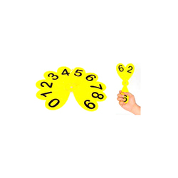 Number Fins - Math Fun Kit