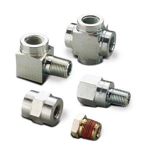 BFZ, FZ-Series High Pressure Fittings - Enerpac ( Brand Of