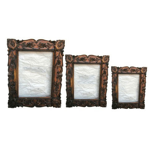 Wooden Photo Frame, Lakdi Ke Photo Frames, Wood Photo Frames, Wood ...