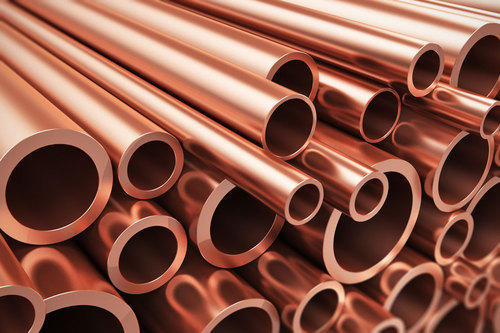 Round Copper Pipes, Thickness: 4 mm, Rs 560 /kg Metalinox India   ID:  4319644088