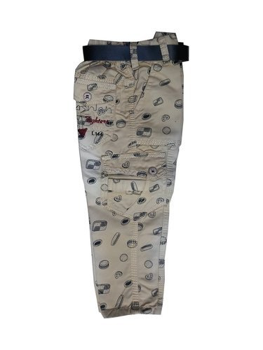 Grey Printed Denim Jeans, Size: 30 & 32