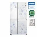 687 Liters Side By Side Refrigerator