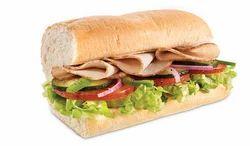 Subway Turkey Sandwich