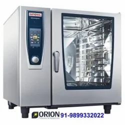 Automatic Rational Combi Oven SCC61E, Capacity: 6 Tray