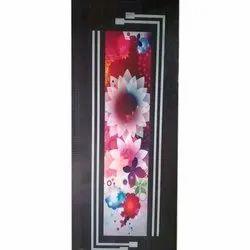 Laminated Wooden Decorative Printed Door