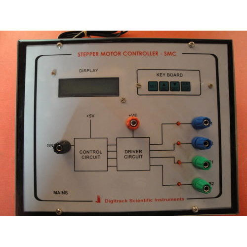 Electronic Boards - Dc Motor Speed Measurement & Control