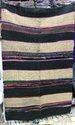 Rayon Hand-loom Durry/ Patta Durry