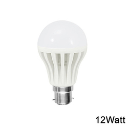 Cool Daylight 12 Watt LED Light Bulb, Base Type: B22