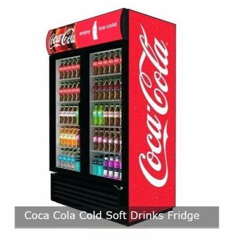 Coca Cola Soft Drink Fridge