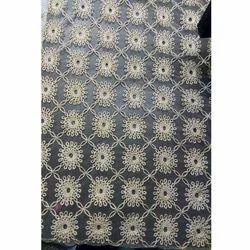 Schiffli Net Embroidery