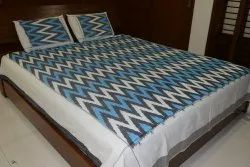 Pochampally Double Bed Sheet