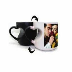 Inside Heart Ceramic Mug