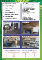 Insta Composter Machine