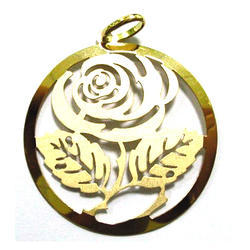Brass Flower Laser Cutting Service