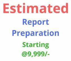 Estimated Report Preparation