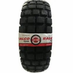 Black Ralco 120/70 14 Adventure Motorcycle Tyre, Size: 120/70-14