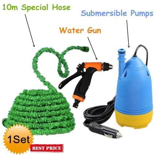 Portable Car Washing Kit