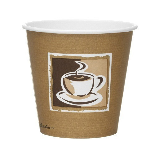 Printed Paper Coffee Cup