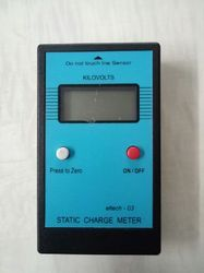 Static Charge Meter