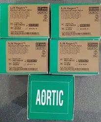 Sjm Aortic Mechanical Heart Valve