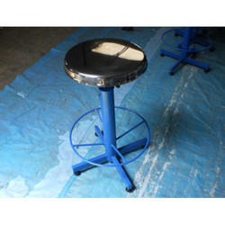 Laboratory SS Top Stool