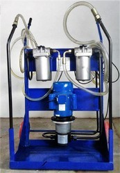 Hydraulic Filtration Trolley