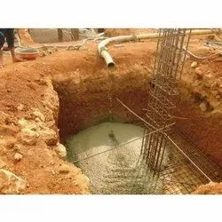 Pillar Construction Ready Mix Concrete, in Hyderabad
