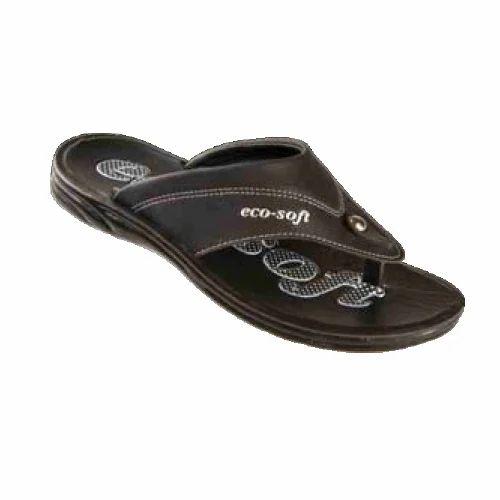 a7bce4782aa0d Eco Soft Daily Wear Men''s PU Slipper, Rs 65 /piece, Safari Footwear ...